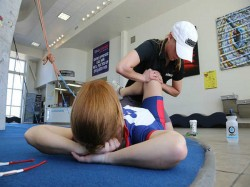 Career Option As A Athletic Therapists
