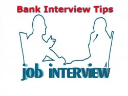 Bank Interview Tips