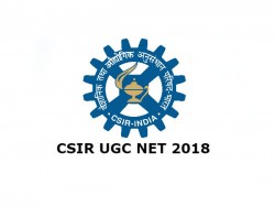 Csir Ugc Net 2018 Notification Released Exams Likely On December 16 Know How To Apply