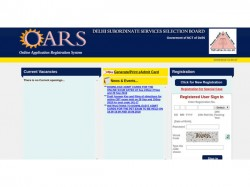 Dsssb Prt Admit Card 2018 Delhi Primary Teacher Hall Ticket Download Know How To Download