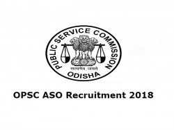 Opsc Aso Recruitment 2018 Apply For 500 Aso Posts Opsc Gov In Official Notification