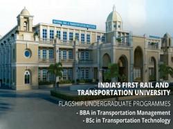 Railway University National Rail Transportation Institute Railway University Courses Syllabus