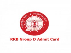 Rrb Group D Admit Card For 19 September Exam Released Check At Indianrailways Gov In