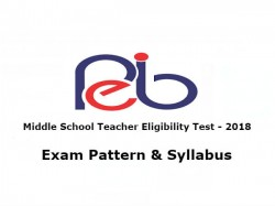 Mp Middle School Shikshak Eligibility Test 2018 Know Exam Pattern And Syllabus