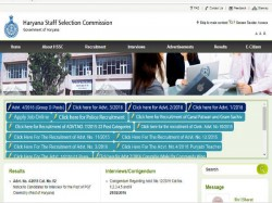 Hssc Conductor Interview Schedule Released Check Here Www Hssc Gov In
