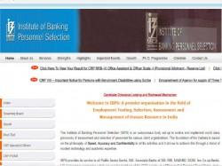Ibps Clerk Admit Card 2018 Ibps Clerk Prelims Admit Card 2018 Download Released Soon At Www Ibps In