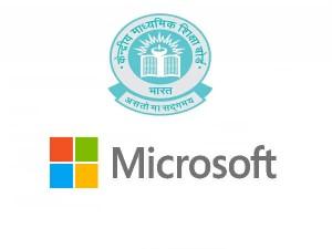 Microsoft Builds Digital Software Cbse Prevent Paper Leaks
