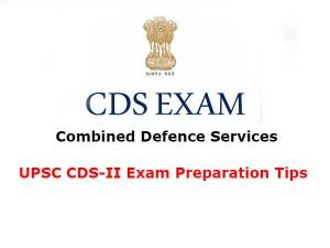 Upsc Cds Ii Exam Preparation Tips
