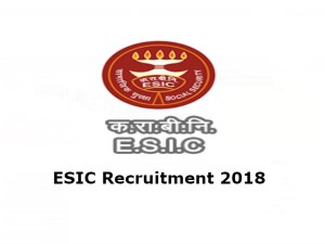 Esic Recruitment For 771 Insurance Medical Officer Imo Allopathathic 2018 Know How To Apply