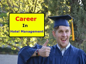 In Hotel Management In India