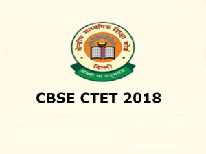 Cbse Ctet Exam 2018 Check Exam Date Admit Card Exam Pattern Syllabus Https Ctet Nic In