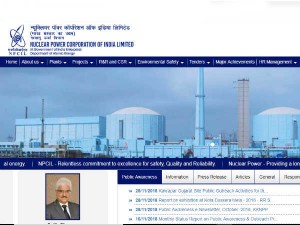 Nuclear Power Corporation India Limited Recruitment 2018 Npcil Assistant Grade 1 Recruitment