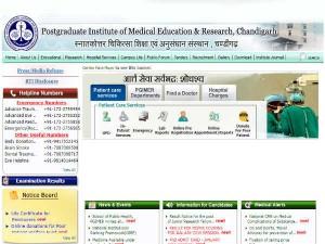 Pgimer Md Ms Result 2019 January Session Announced Check On Pgimer Edu In
