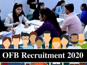 Ofb Recruitment 2020 Notification 6060 Apprentice Posts 10th Pass Apply Online Iit