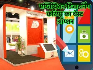 Career In Exhibition Designing In Hindi