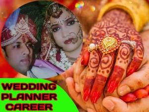 Career In Wedding Planner Planning Industry