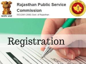 Rpsc Ras Notification 2021 Application Form Registration Last Date
