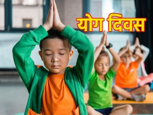 Best 10 Lines On Yoga Day
