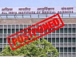 Aiims Pg Exam 2021 Ini Cet Postponed By Supreme Court For One Month