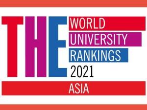 The Asia University Rankings 2021 List Top Indian Universities