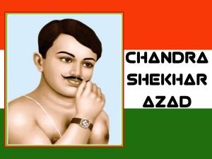 Essay On Chandra Shekhar Azad