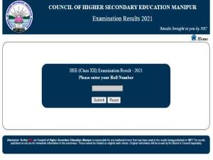 Manipur 12th Result Marksheet Download Link